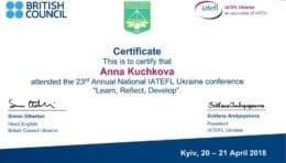 iatefl kuchkova
