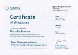 bochkarova from phonemes to poetry underhill