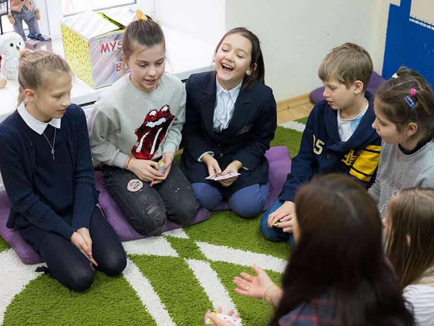 Дітям важлива зміна діяльності, в ідеалі — кожні 5—7 хвилин