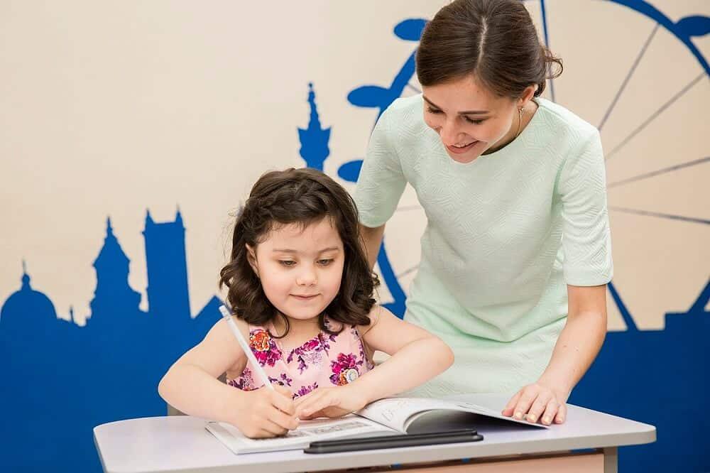 англійська мова для дітей дошкільного віку