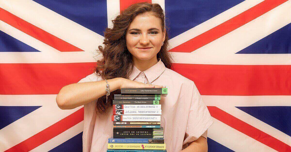 Книги на английском для разных уровней