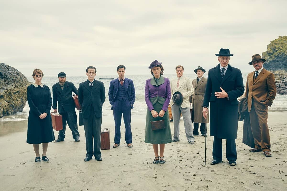 5 британських серіалів для цієї зими, щоб розмовляти, як Шерлок