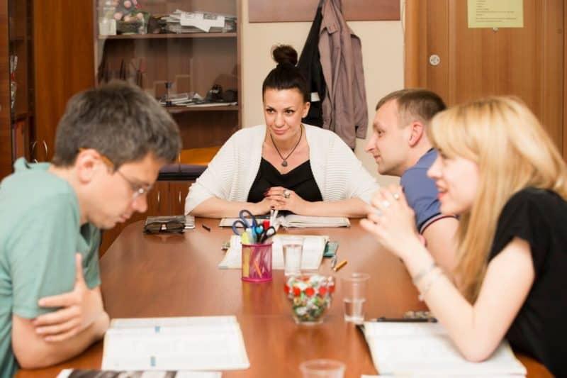Повышение квалификации учителей английского языка