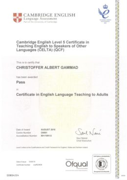 christoffer gammad celta