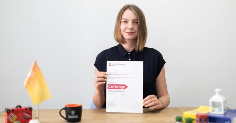 Кембриджські іспити б'ють рекорди: їм довіряють 25 000 організацій