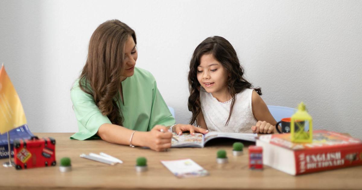Приложение Rivet для чтения на английском с детьми