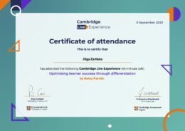 9 September 2020_Optimising learner succe...
