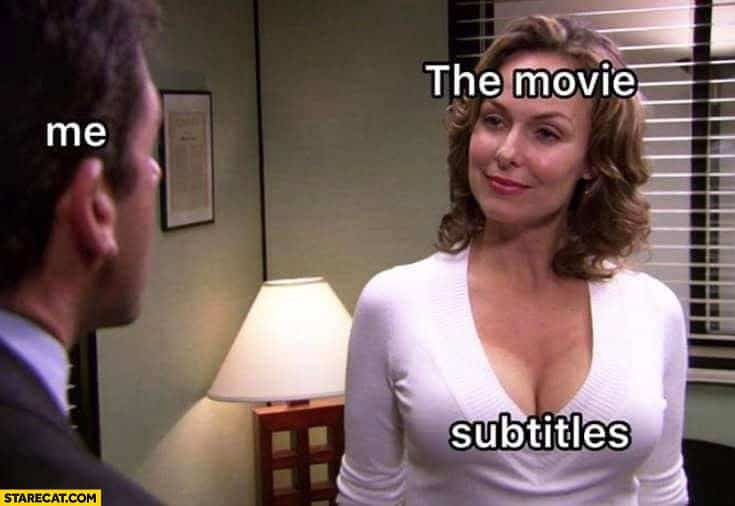 funny subtitles