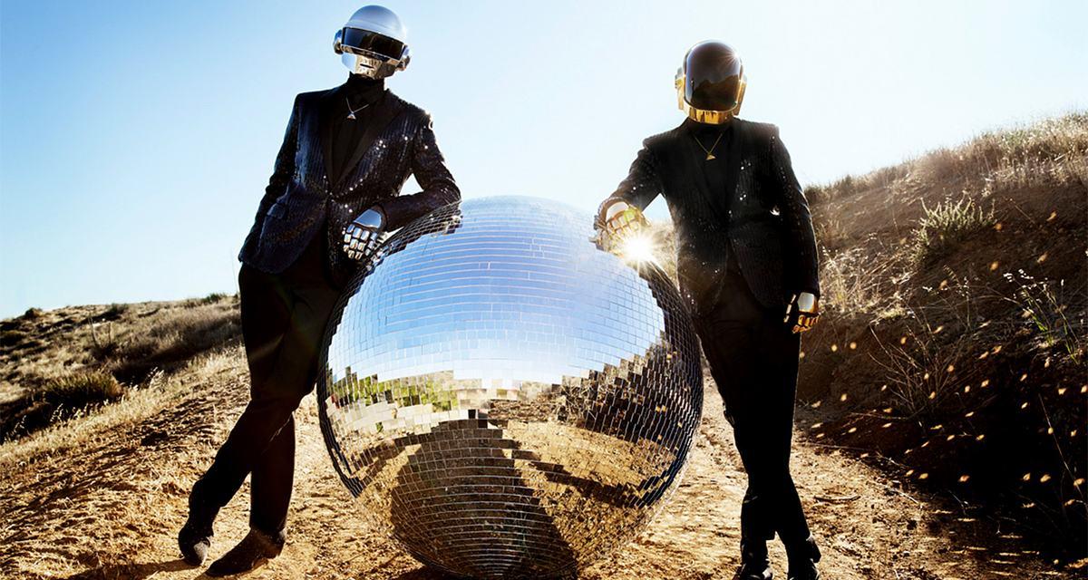 10 интересных фактов про феномен Daft Punk
