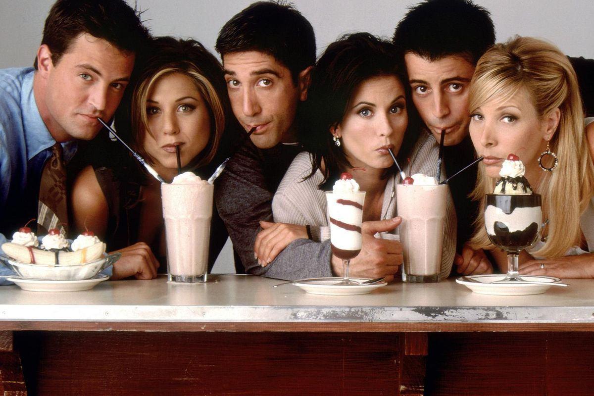 Изучение английского по сериалу Friends за и против