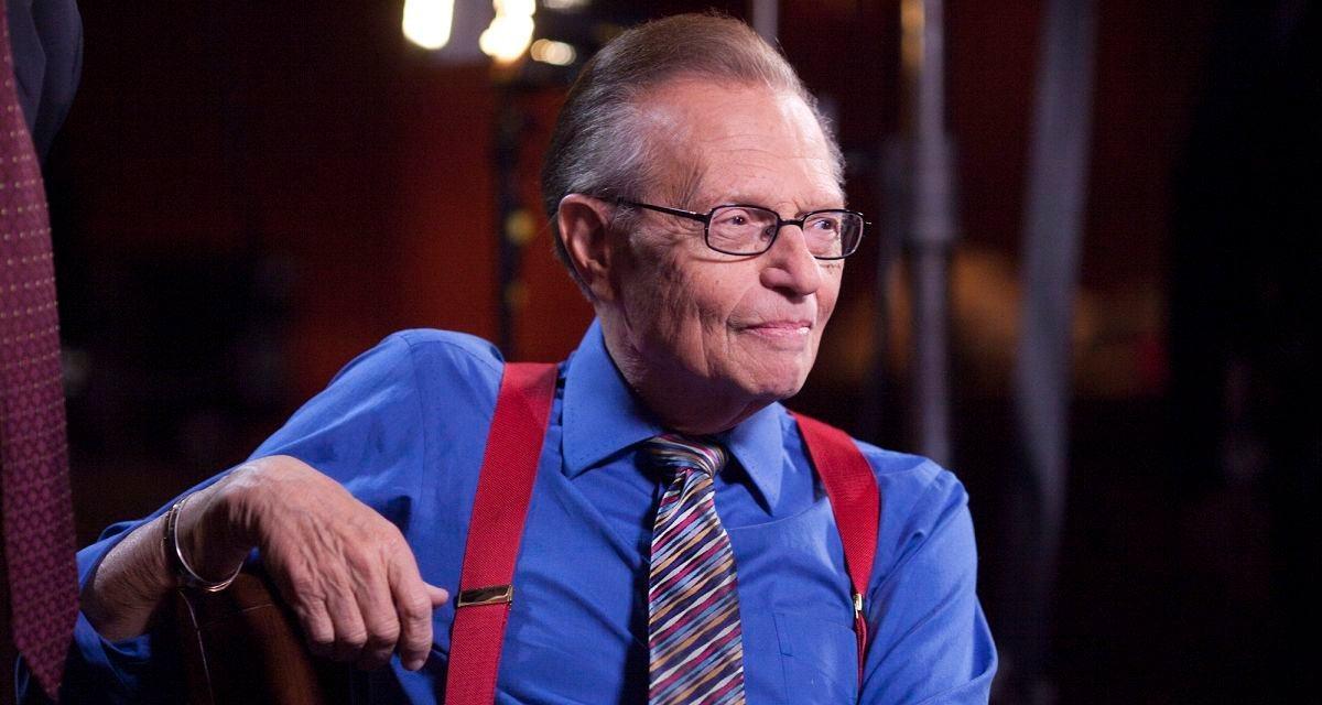 Larry King Tribute чему мы можем научиться у величайшего интервьюера