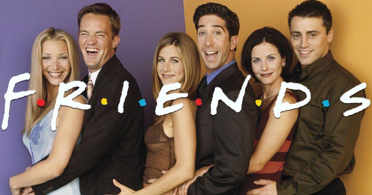 Учим английский с помощью сериала Friends особенности и подводные камни