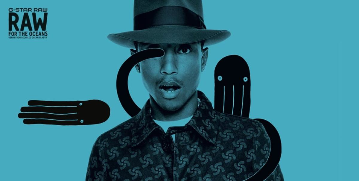 G-Star RAW for the Oceans Pharrel Williams
