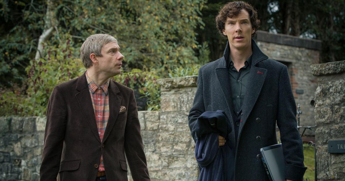 что можно выучить из сериала Шерлок