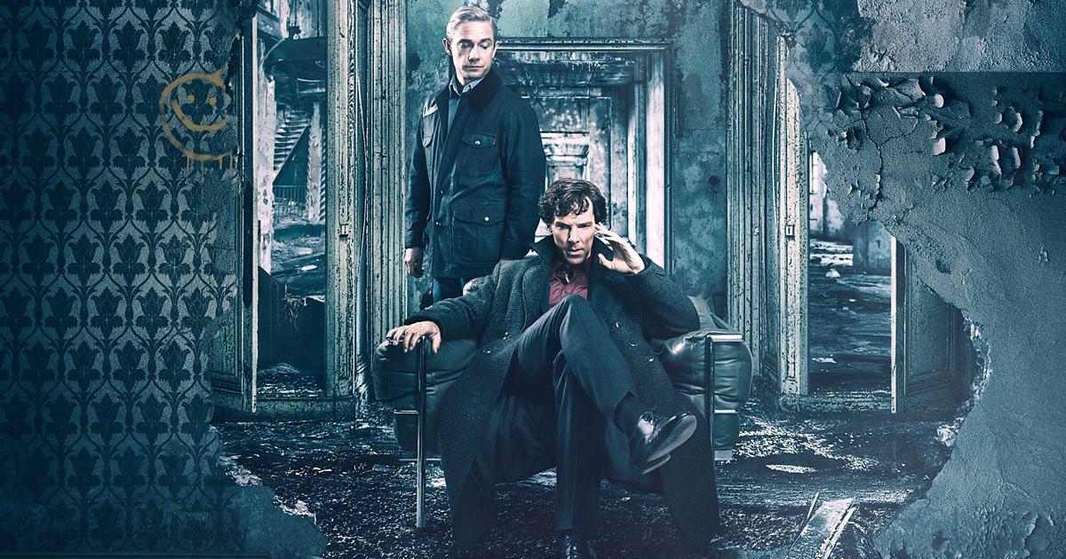 Я посмотрела Шерлока более 100 раз и...