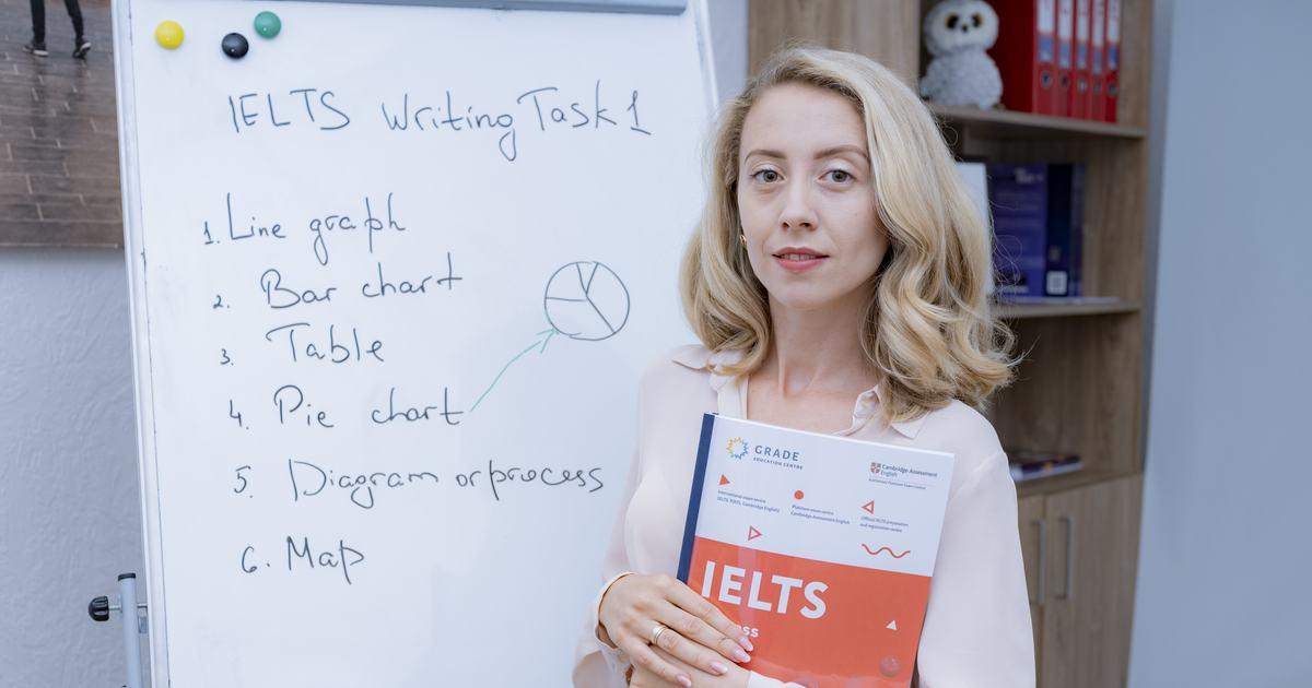 Іспит IELTS здобув міжнародний стандарт якості ALTE Q-Mark